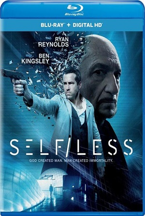 Self/less 2015 Dual Audio 720p BRRip 600Mb x265 HEVC