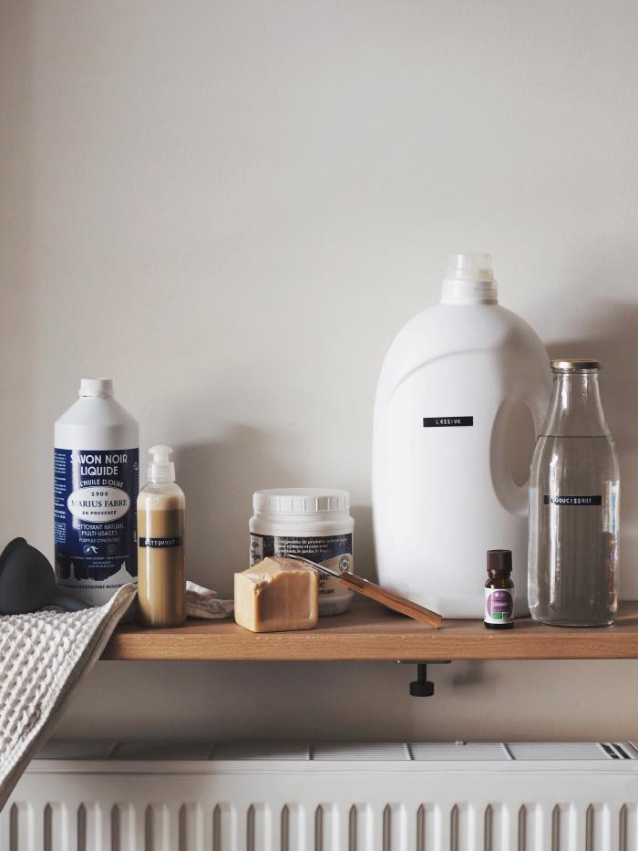 Comment faire ses produits ménagers maison ?