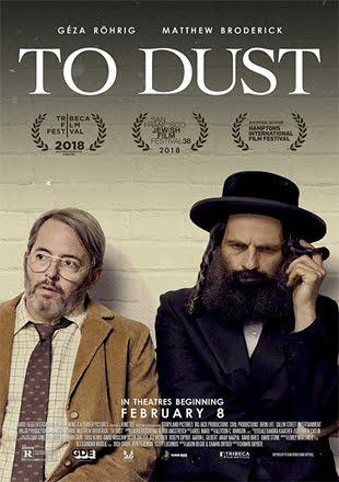 To Dust 2018 Full English Movie Download HDRip 720p