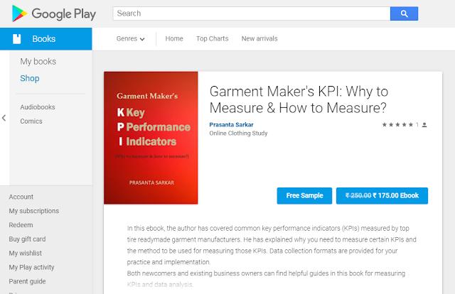 Prasanta Sarkar KPI book