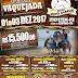 Parque Vovó Genésia Realizará sua 4ª Grande Vaquejada nos dias 01, 02 e 03 de Dezembro