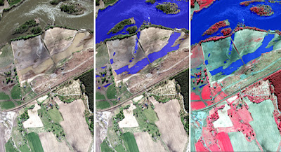 Flood Imagery of Norway
