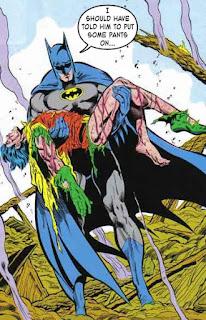 Funny Batman and Robin