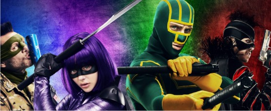 Assista ao ultra-violento trailer legendado de KICK-ASS 2