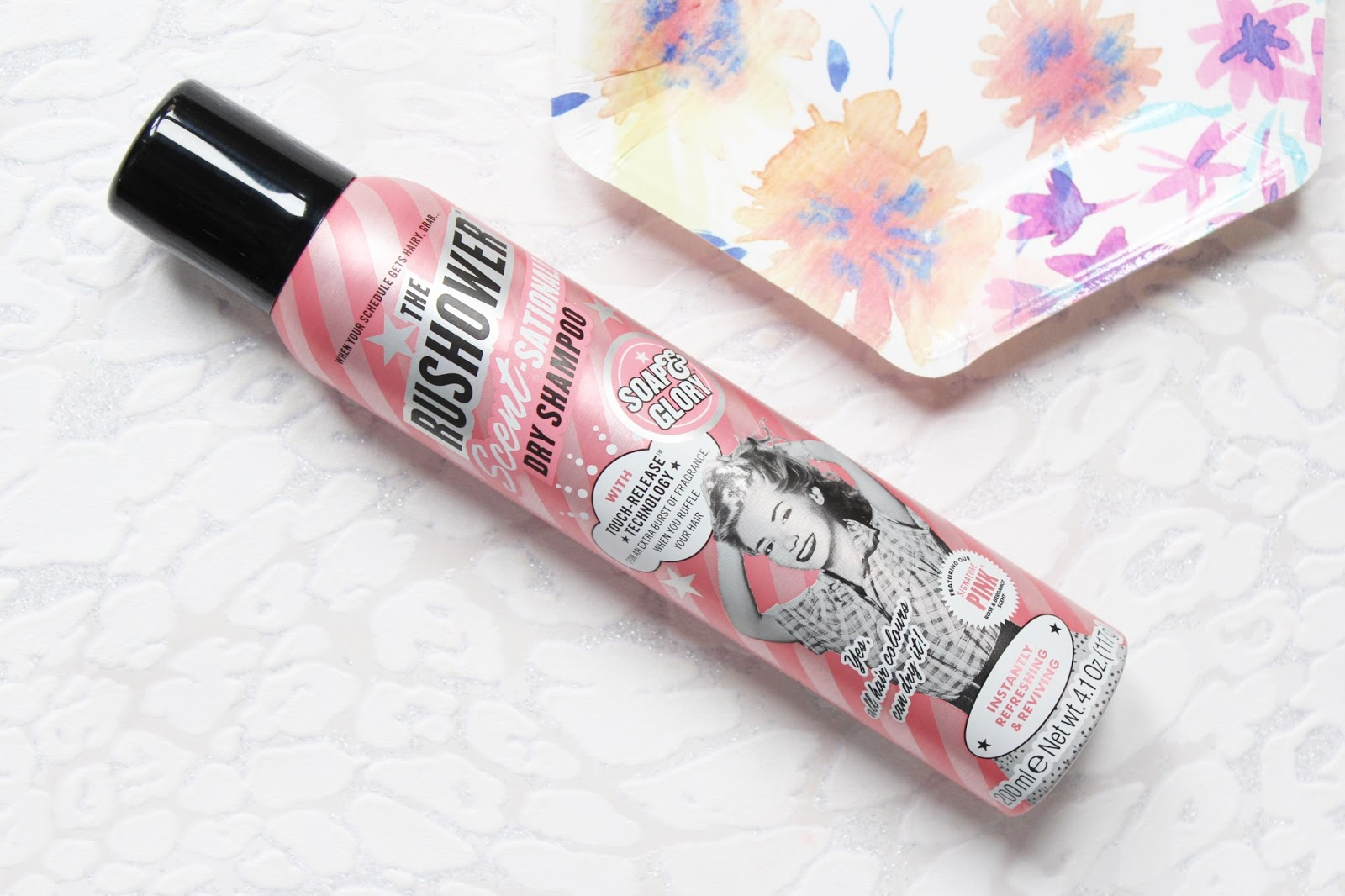 Soap and Glory The Rushower Dry Shampoo