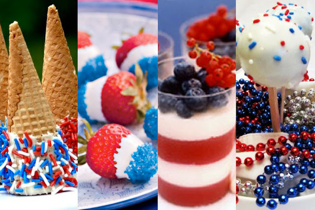 Memorial Day Party Supplies Foods, Recipes & Decoration Ideas 2017