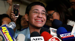Philippine journalist released on bail after criticising Duterte government