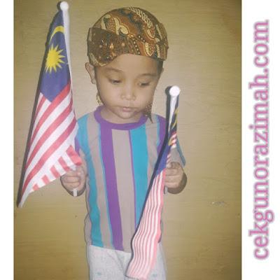 irfan hensem, anak jawa, semangat patriotik