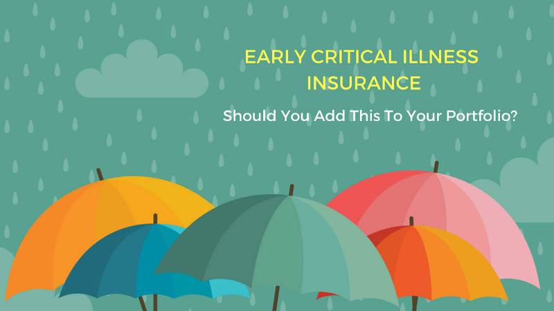 proinvest insurance coverage early critical illness