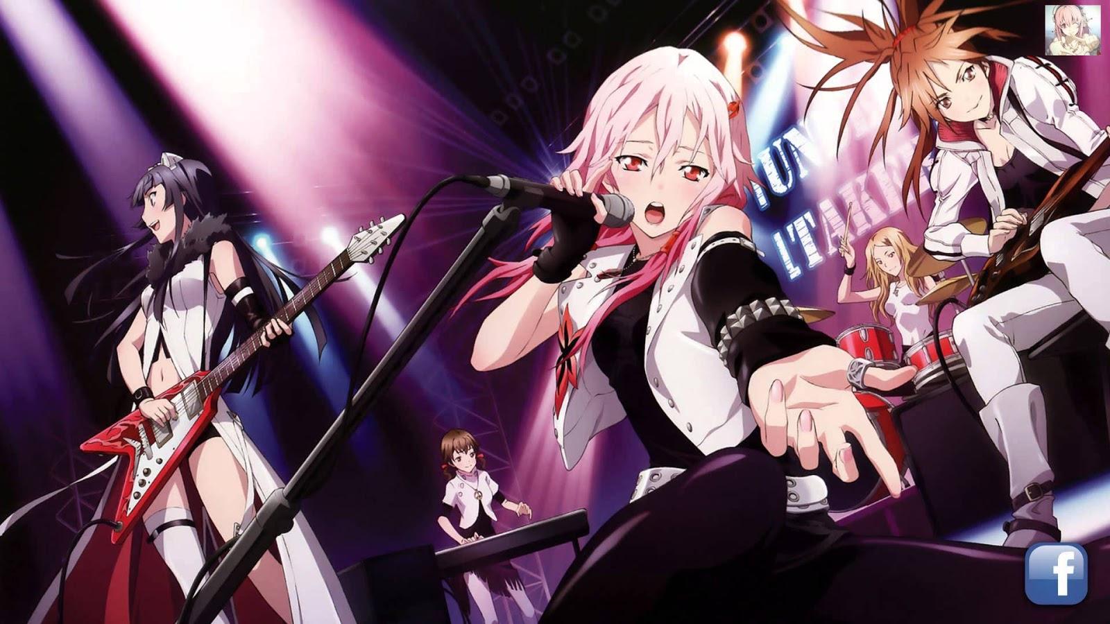 Egoist merupakan band fiksi yang muncul pada anime guilty crown egoist hanya menunjukan identias inori pemeran utama guilty crown sebagai vokalis