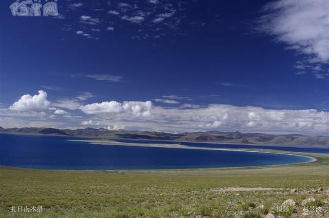 西藏第三大湖-扎日南木措