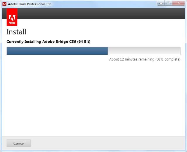 Adobe Flash Professional CS6 + Crack - MayberYT