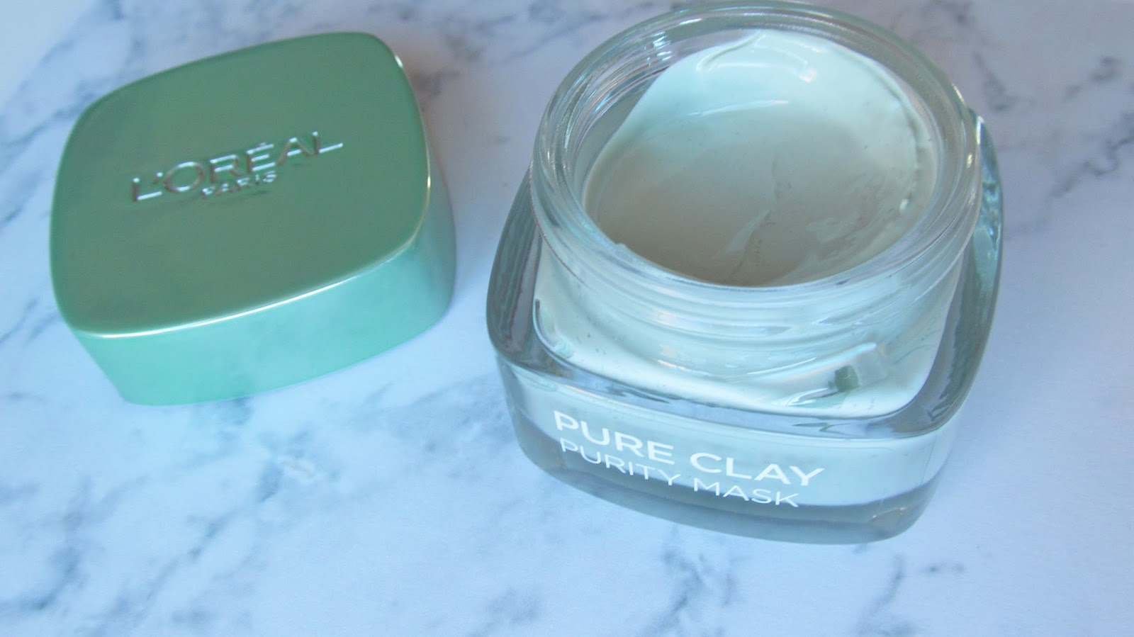 l'oreal pure clay mask review blog purity