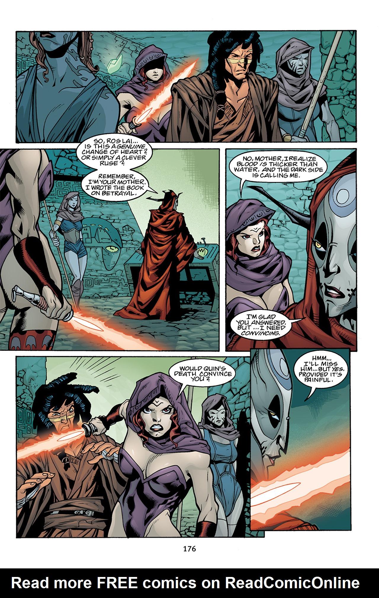 Read online Star Wars Omnibus comic -  Issue # Vol. 15 - 173
