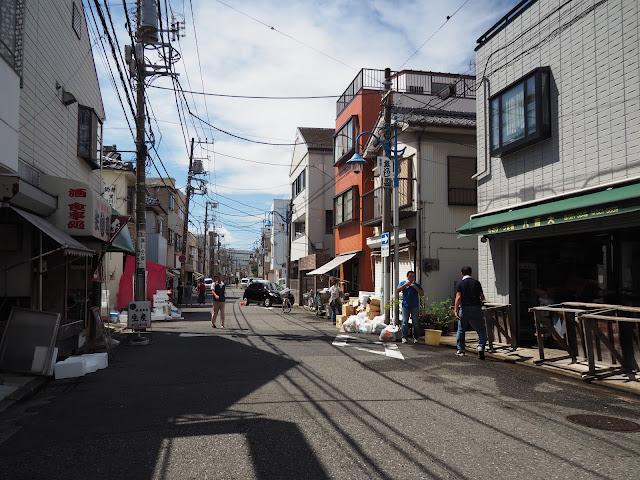 旧東海道 国道駅 生麦