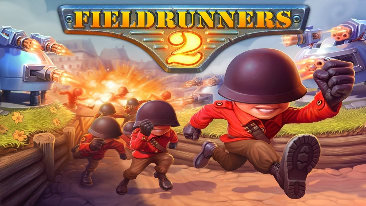 تحميل لعبة fieldrunners 2 للاندرويد