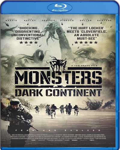 Monsters 2: Dark Continent [2014] [BD25] [Subtitulado]