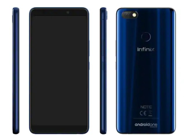 Inifinix Note 5