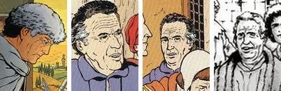 Caricatures et portraits de Jacques Martin Martin+par+Chaillet
