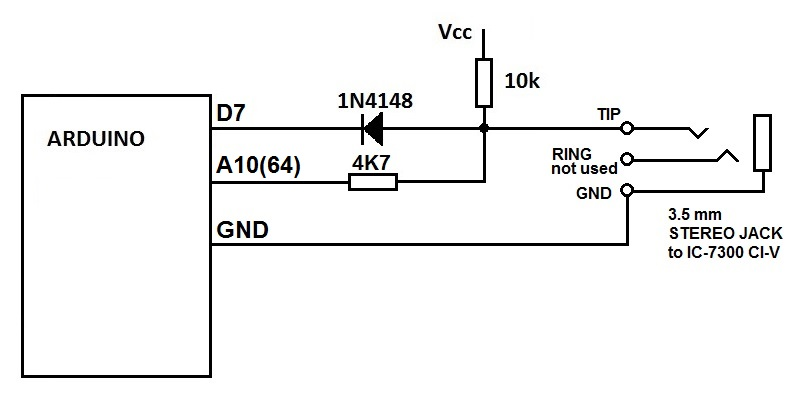 ON7DQ (KF0CR) HAM Radio Blog: My IC-7300