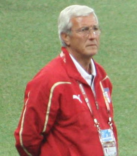 Marcello Lippi, Italy's coach