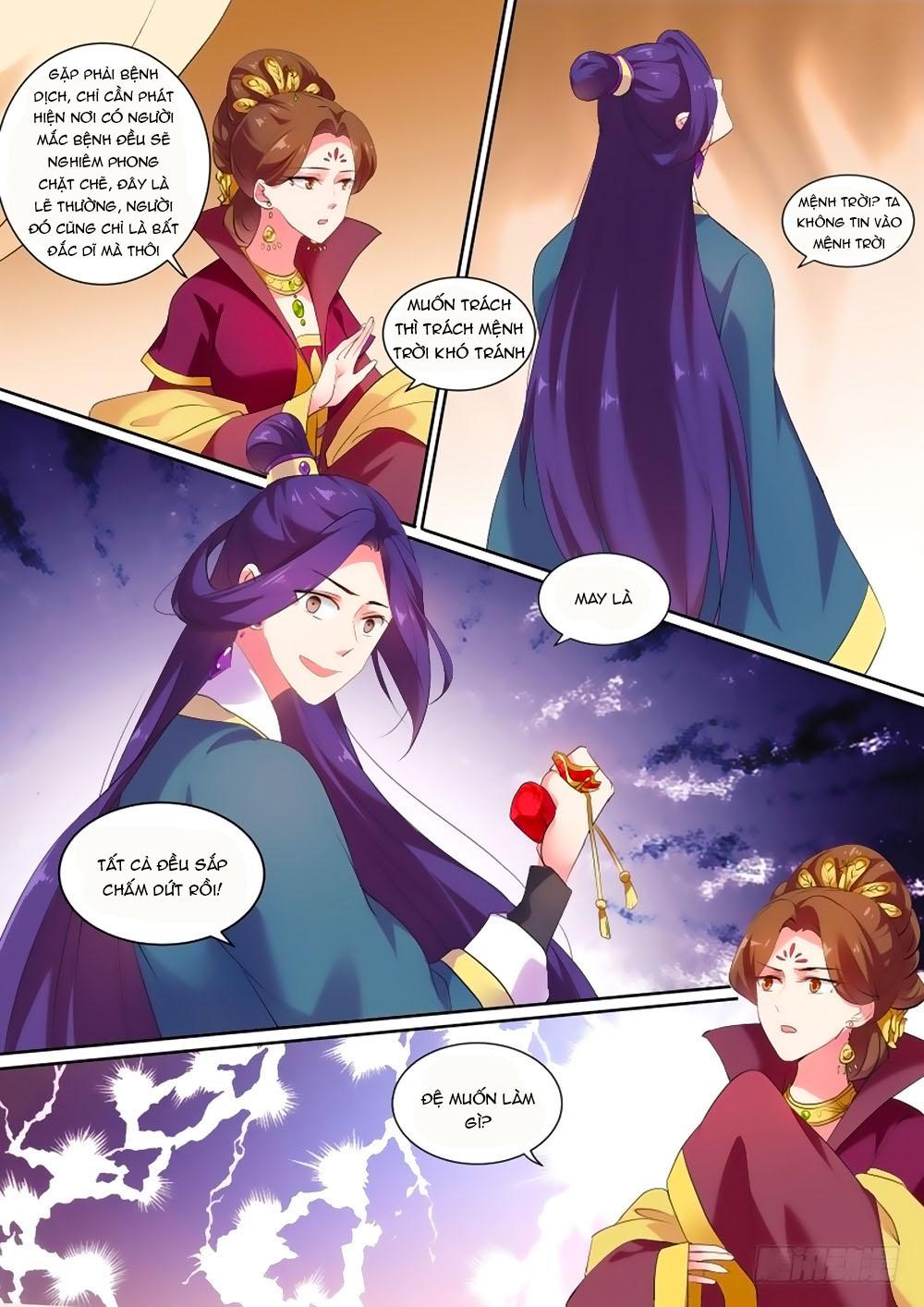 Hệ Thống Chế Tạo Nữ Thần chap 128 - Trang 3