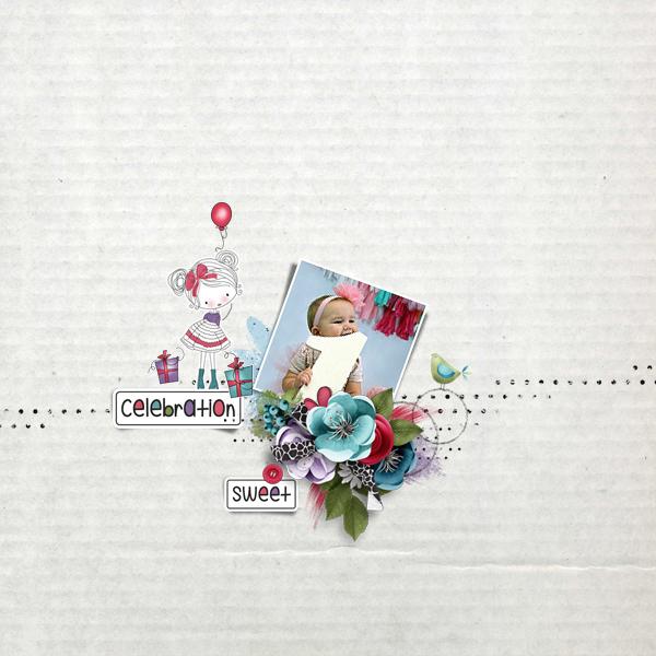 sweet celebration © sylvia • sro 2019 • sweet celebration by jumpstart designs