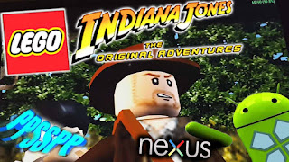 Download Lego Indiana Jones - The Original Adventures Game PSP for Android - www.pollogames.com
