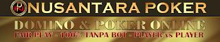 NUSANTARAPOKER agen poker, domino online terpercaya dan teraman di indonesia