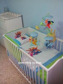 Ideas para tu bebe habitacion winnie pooh y amigos - Habitacion winnie the pooh ...