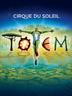 Cirque du Soleil TOTEM in Tokyo, Japan.
