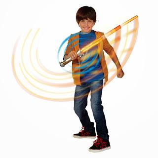 JUGUETES - COMO ENTRENAR A TU DRAGON  Espada de Fuego de Hippo con luz y sonido  Producto Oficial | Spin Master | A partir de 4 años