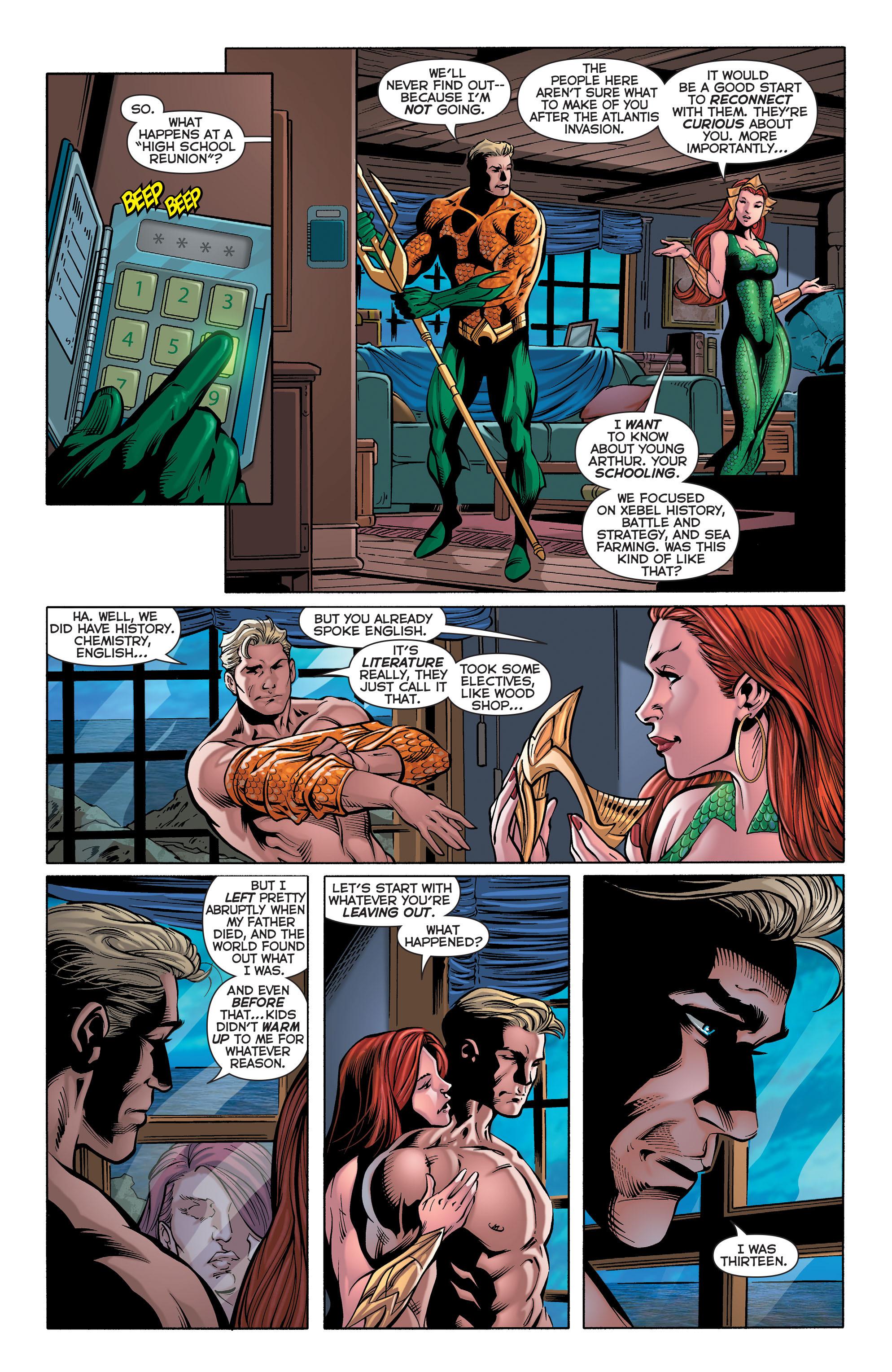 Read online Aquaman (2011) comic -  Issue #28 - 10