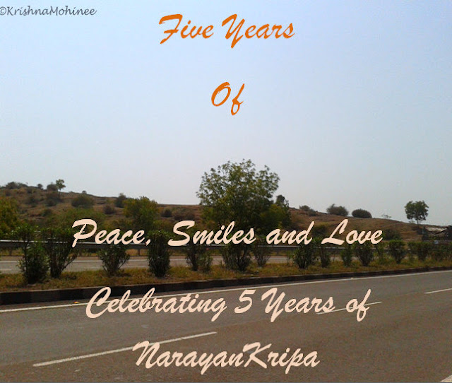 Image: Five Years of Narayankripa Blogging Journey