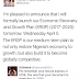 See A Twitter User's Responds To President Buhari's Economic Recovery & Growth Plan