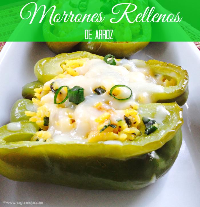 #recetas #arroz #pimientos