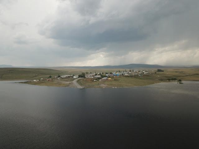 "Kars Barajı tarıma ""can suyu"" olacak."