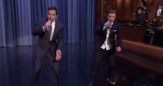 History of Rap 5 mit Jimmy Fallon und Justin Timberlake | Teil 5 ( 1 Video )