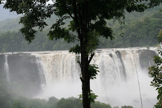 athirapally waterfall