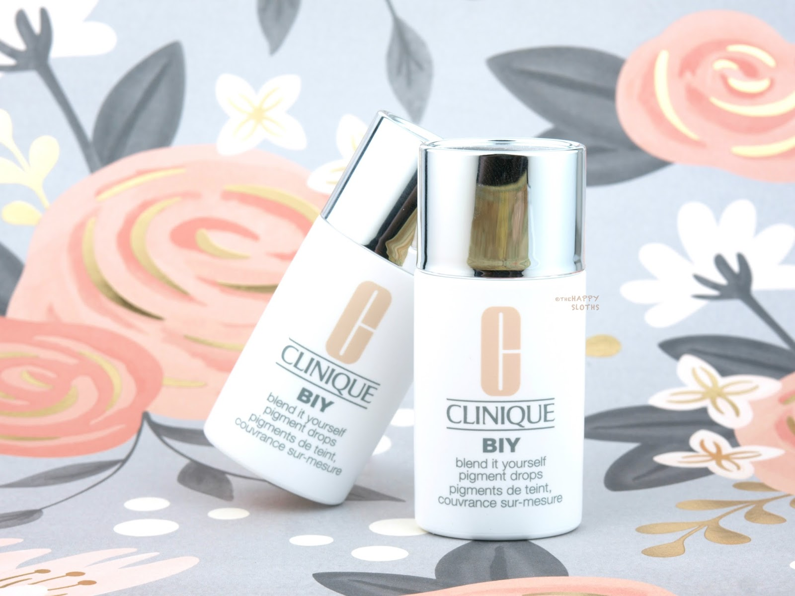 Clinique BIY Blend It Yourself Pigment Drops: Review and Swatches
