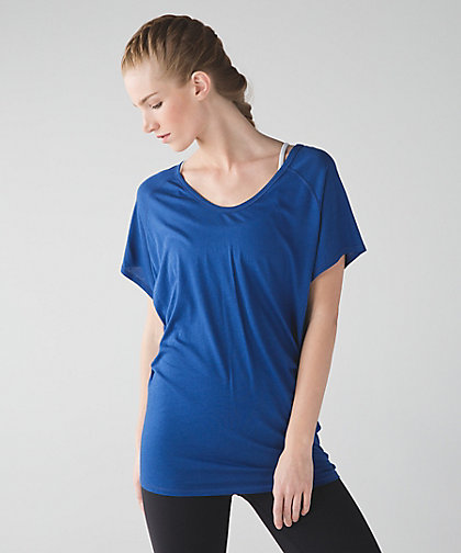 lululemon restore-short-sleeve