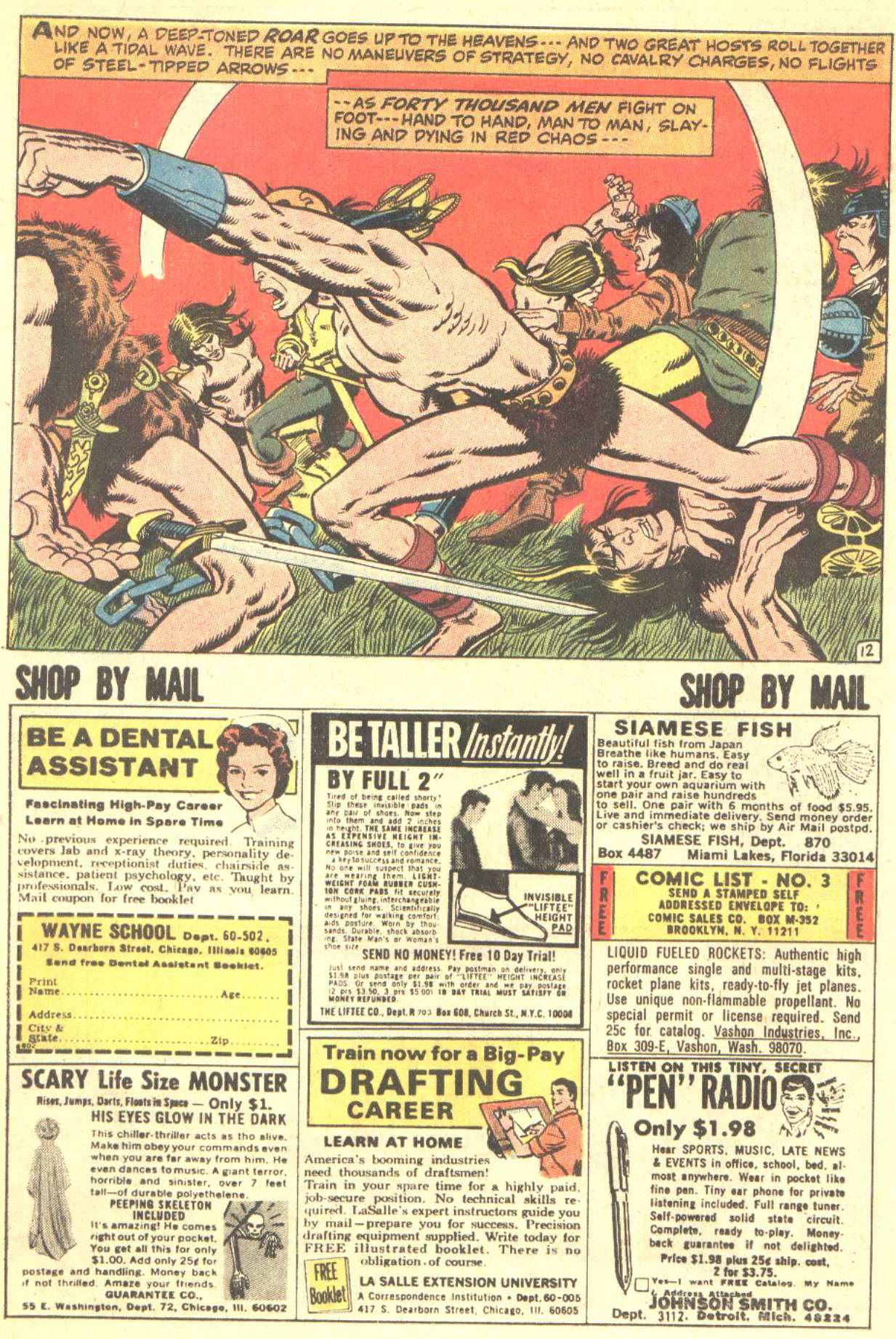 Conan the Barbarian (1970) Issue #3 #15 - English 13