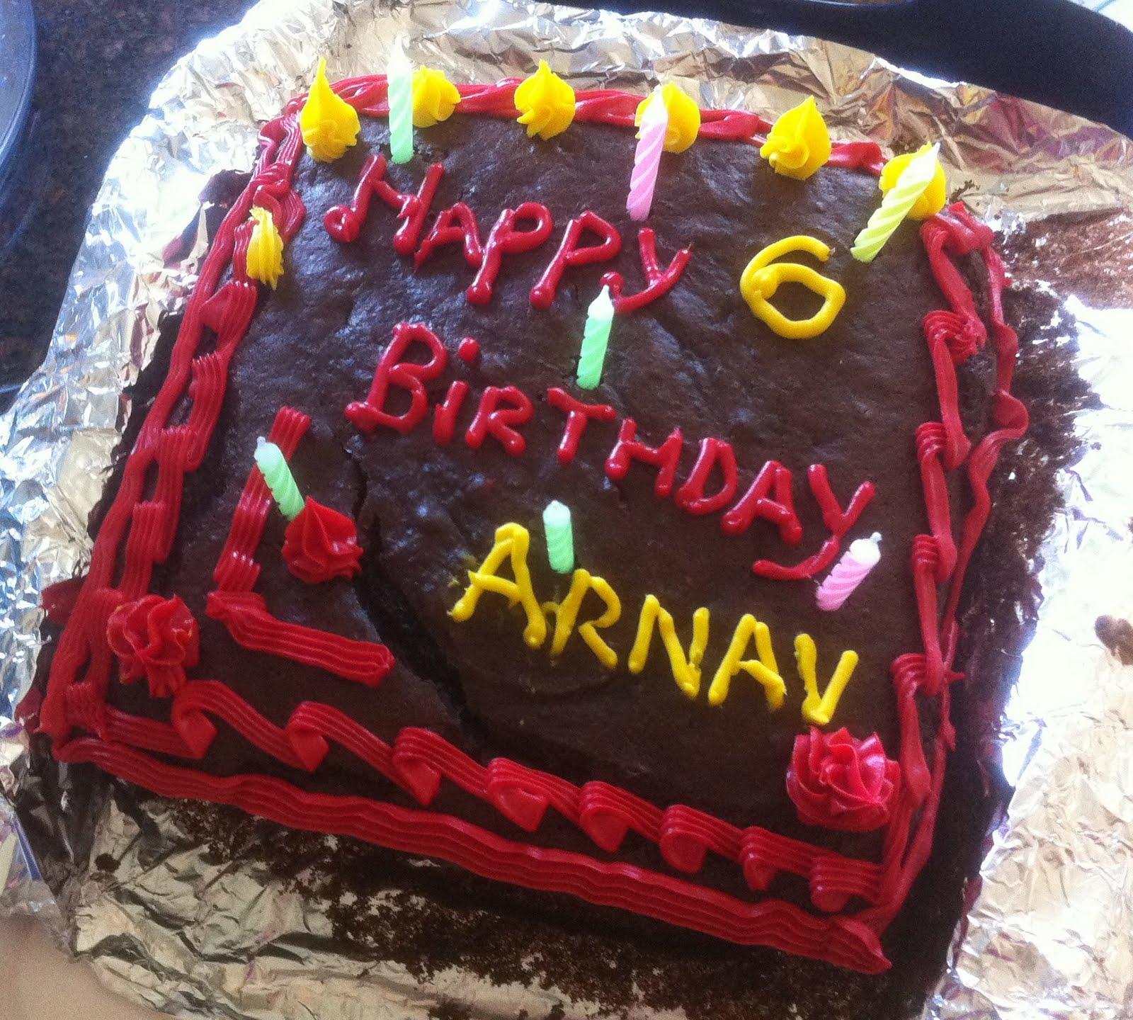 Arnav's Little World