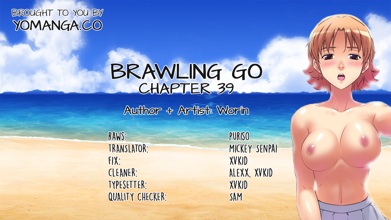 Brawling Go - Chapter 40