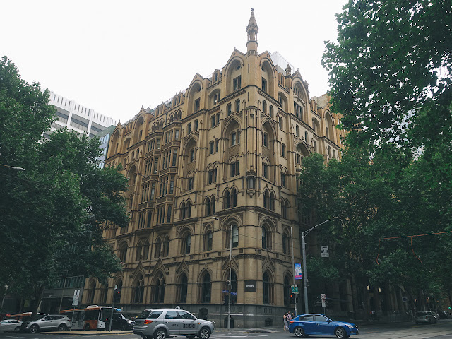 旧ナショナル・ミューチャル・ビル(Former National Mutual Building)