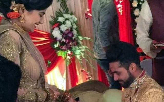 Here is a first – Ravindra Jadeja's fiancée Reeva Solanki wants to become an IAS officer.   An engineer, Reeva is now in Delhi, the Mecca of IAS aspirants, preparing for the UPSC exams.   Cricketers' wives come in all forms - home makers to enterprising professionals to models or actresses. But none of them so far have been an IAS aspirant.
