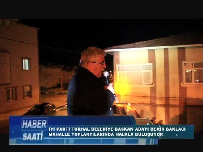 BAKLACI MAHALLE TOPLANTILARI KAPSAMINDA HAMAM MAHALLESİ VE KOVA MAHALLESİ SAKİNLERİYLE BULUŞTU.