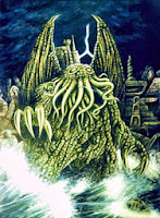 Cthulhu - Image source: http://upload.wikimedia.org/wikipedia/commons/6/62/Cthulhu_and_R'lyeh.jpg