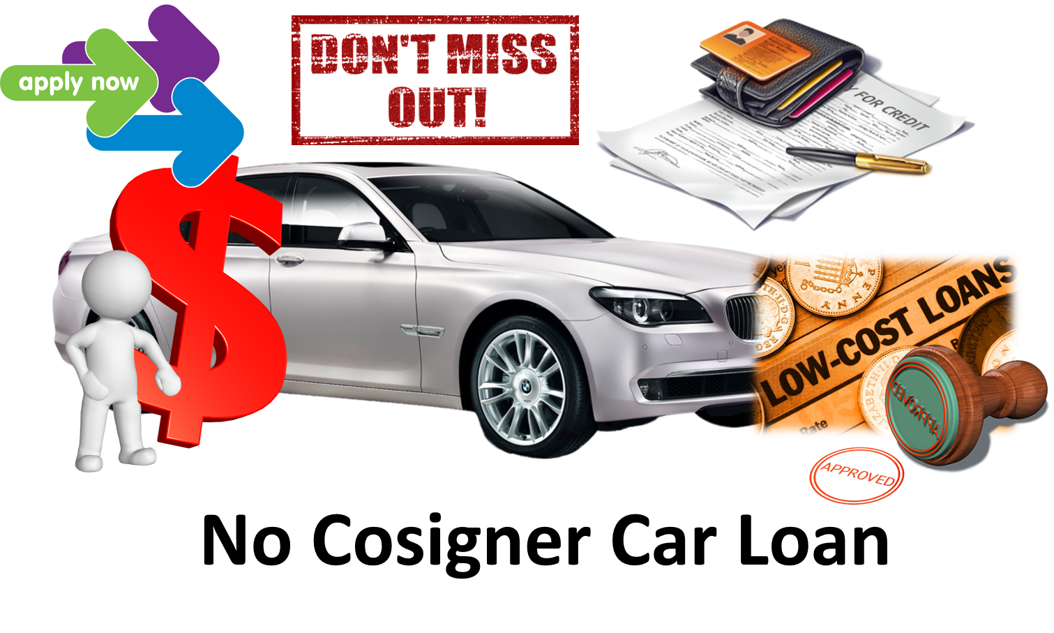 No Credit No Cosigner Car Dealerships >> Get Car Loan No Cosigner