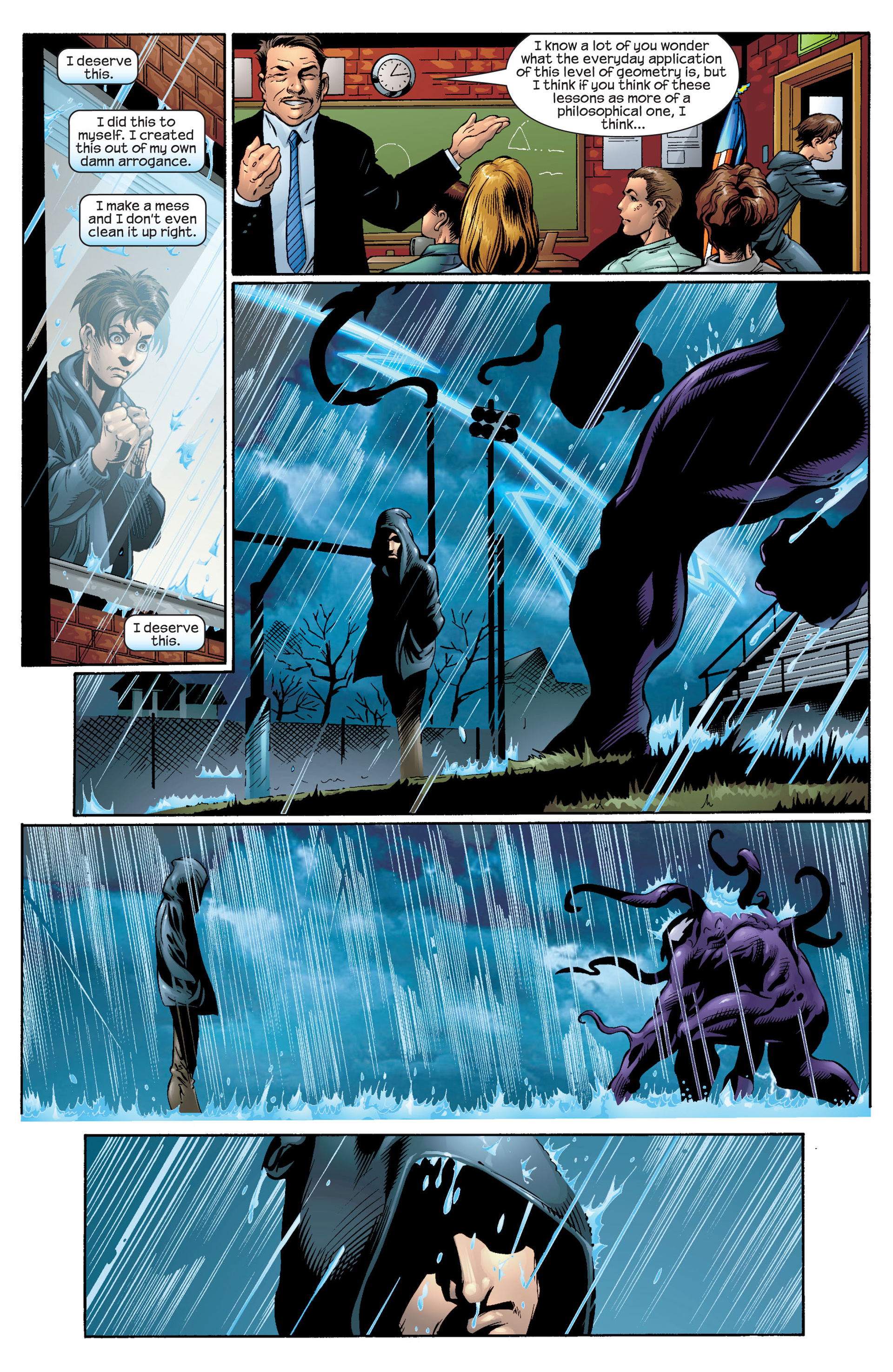 Read online Ultimate Spider-Man (2000) comic -  Issue #37 - 20